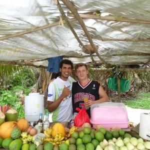 Eschathlon 2015 auf den Seychellen...