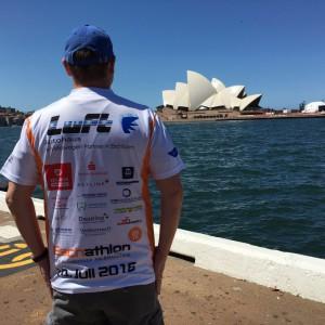 Eschathlon am anderen Ende der Welt in Sydney