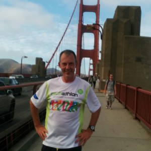 Golden Gate Bridge in SanFrancisco