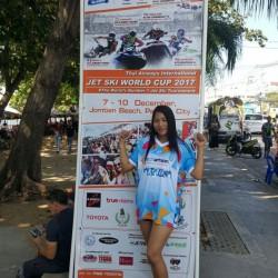 Eschathlon-Shirt in Thailand gesichtet...