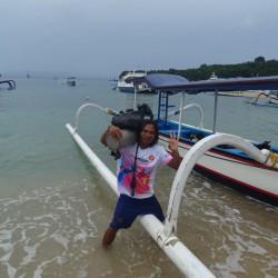 Eschathlon geht Tauchen - Padang Bai, Bali