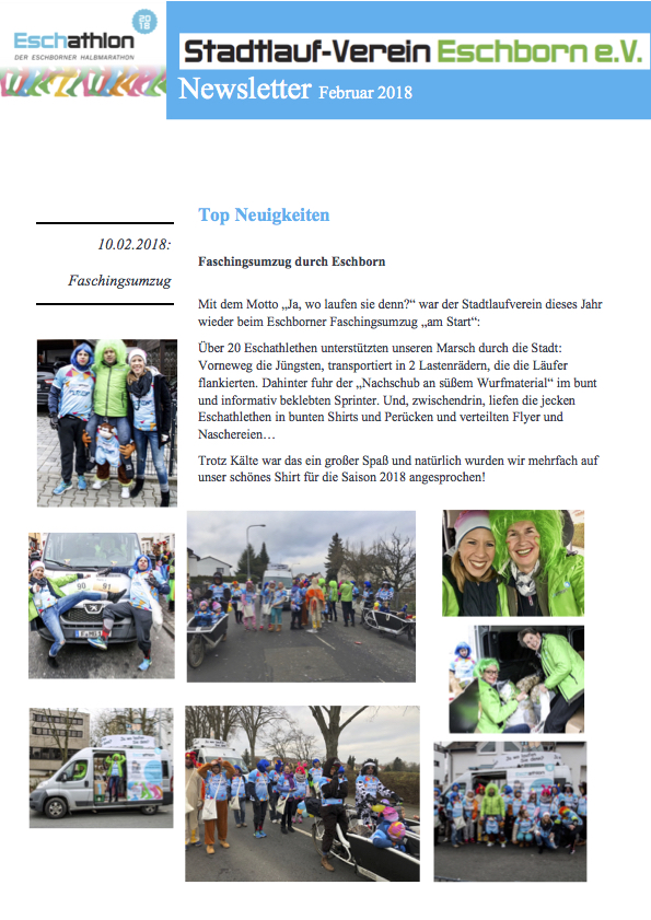 Newsletter Eschathlon Februar 2018_1